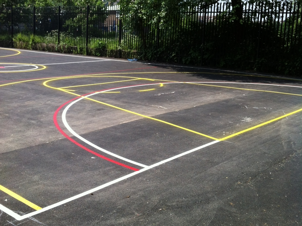 Muga games court